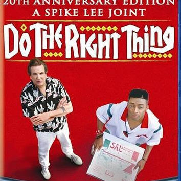 DO THE RIGHT THING 20TH ANNIV ED