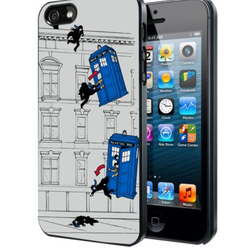Doctor who jump C Samsung Galaxy S3 S4 S5 S6 S6 Edge (Mini) Note 2 4 , LG G2 G3, HTC One X S M7 M8 M9 ,Sony Experia Z1 Z2 Case