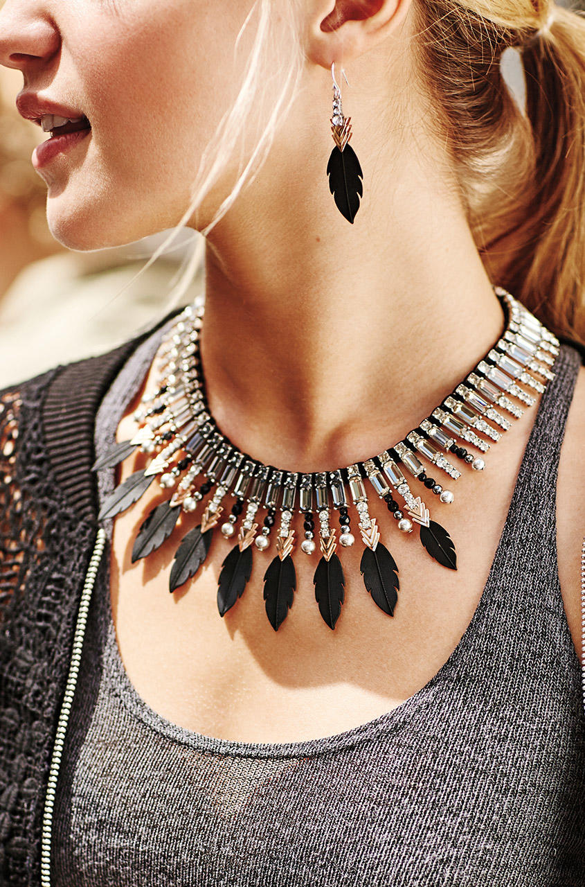 Raven earrings from stella dot stella dot arubaitofo Image collections