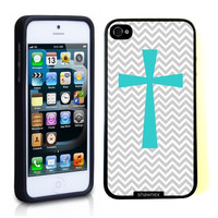 Iphone 5 5S Case Thinshell Case Protective Iphone 5 5S Case Shawnex Cross Micro Chevron