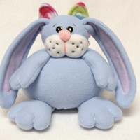 Butterfly bunny plush with wings