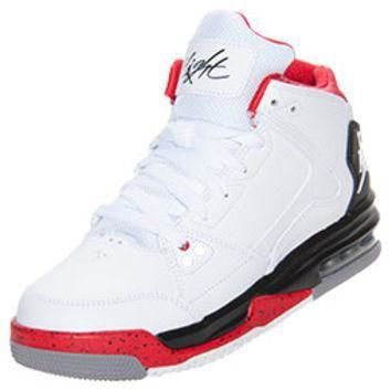 Boys' Grade School Jordan Flight Origin Basketball Shoes