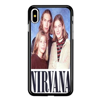 Nirvana Hanson iPhone X Case