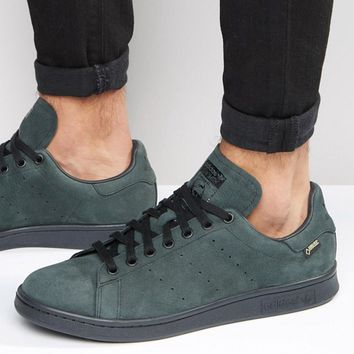 adidas Originals Stan Smith GTX Sneakers In Black S80048 at asos.com