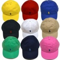 Polo Ralph Lauren Ball Cap Hat Mens Pony Logo Baseball One Size Adjustable New