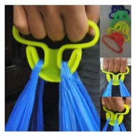 Convenient and Simple Style Hand-held Tool For Carrying Plastic Bag (Bearing Fifteen Kilogram) China Wholesale - Sammydress.com