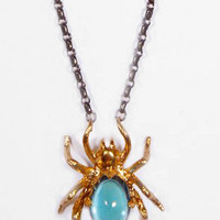 Urban Outfitters - Mani Maalai Spider Pendant Necklace