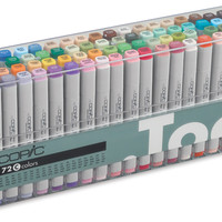22110-1003 - Copic Original Marker Sets - BLICK art materials