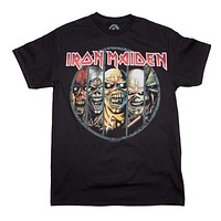 Iron Maiden Eddie Evolution T-Shirt