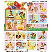 "Re-ment: ""Teddy's Housekeeping"" (Total:8pcs)"