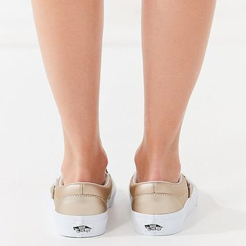 Vans Muted Metallic Classic Slip-On Sneaker | Urban Outfitters