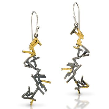 All New Astro Pick Up Sticks Earrings