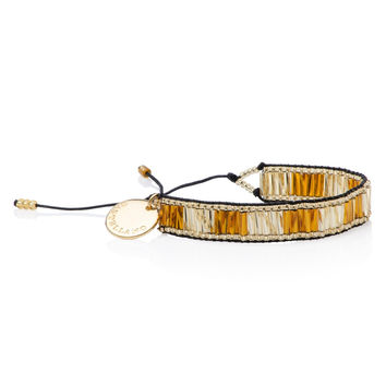 Gold Friendship Bracelet