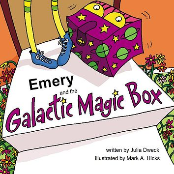 Galactic Box Personalized Storybook - Soft Cover
