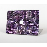 The Purple Mercury Skin Set for the Apple MacBook Pro 15""