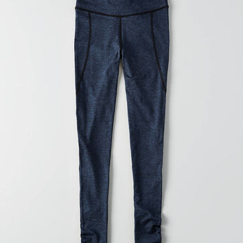 AEO Paneled Legging, Blue