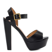 Paige Pumps in Black