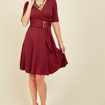 Teacher Knows Zest A-Line Dress | Mod Retro Vintage Dresses | ModCloth.com