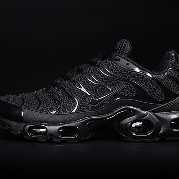 ca spbest FREE SHIPPING Nike Air air force I MAX  Tn Men's Running Shoes Sports Sneakers Outdoor Athletic shoes  plus TXT GOODS eur 40-47