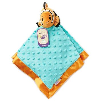 Disney Hallmark Itty Bittys Baby Lovey Nemo Plush New with Tags