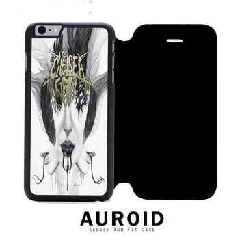 Chelsea Grin iPhone 6S Plus Flip Case Auroid