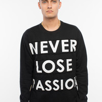 Never Lose Passion Crew