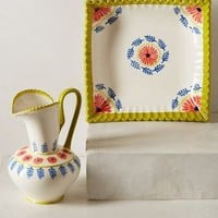Sun Stone Serveware by Anthropologie Assorted