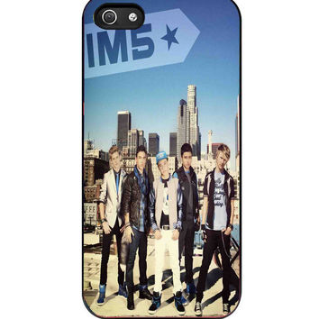 IM5 band zero gravity gabe dana dalton cole will iPhone 5s For iPhone 5/5S Case