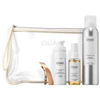 OUAIsted Essentials Kit - Ouai | Sephora