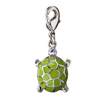 Girls Turtle Charm