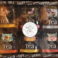 "Disney Parks Alice in Wonderland ""Disney Wonderland Tea"" (Contains 36 Tea Bags) - Disney Parks Exclusive & Limited Availability (To ensure fresh product orders are fulfilled as received and subject to availability after order is placed)"