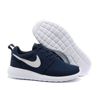 One-nice™ Nike Roshe Run Blue
