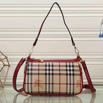 Burberry Women Fashion Crossbody Satchel Shoulder Bag