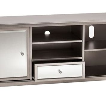 Minock Silver 52 in. Console - TV Stands Colors