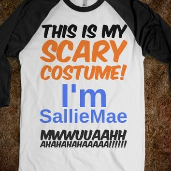 Scary Costume  SallieMae