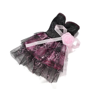 1 Pcs New Doll Dress Fashion Wedding Dress Princess Gown Dress Clothes Gown For Barbie Dolls Accessories