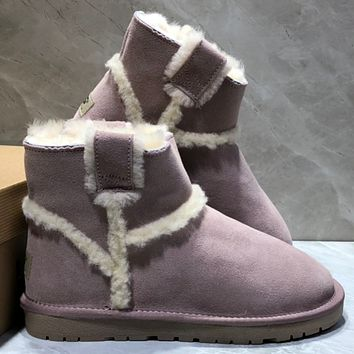 UGG Warm snow boots