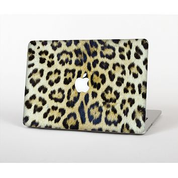 The Real Leopard Hide V3 Skin for the Apple MacBook Pro Retina 15""