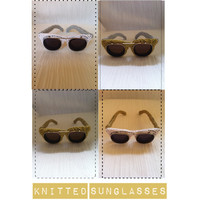 Knitted Sunglasses