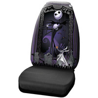 Walmart: Nightmare Before Christmas Graveyard Seat Cover