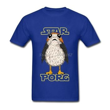 Star Porg Star War Cartoon Shirt