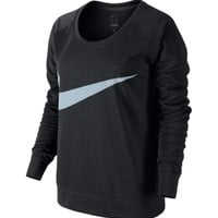 Nike Women's Epic Obsessed GRX Crew Long Sleeve Shirt - Dick's Sporting Goods