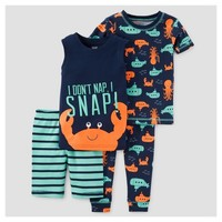 Baby Boys' Pajama Set - Just One You™ Made by Carter's® Teal