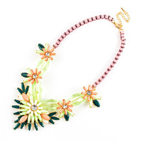 Blooming Brilliance Necklace