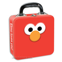 Elmo Lunchbox - Lunchboxes.com