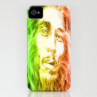 Bob Marley iPhone Case by D77 The DigArtisT | Society6