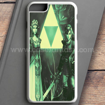 Link Zelda Love Princess iPhone 6S Plus Case | casefantasy