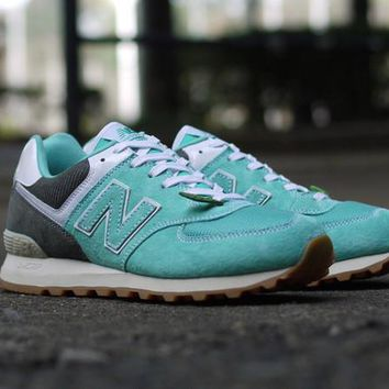 New Balance MS 996 DSKI Mint Green
