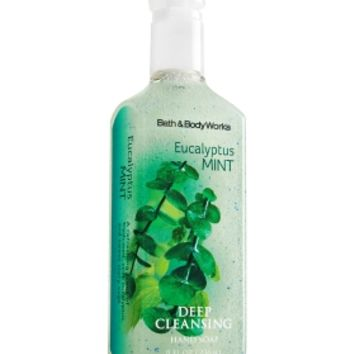 Deep Cleansing Hand Soap Eucalyptus Mint