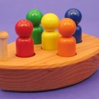 North Star Toys — Busy Boat